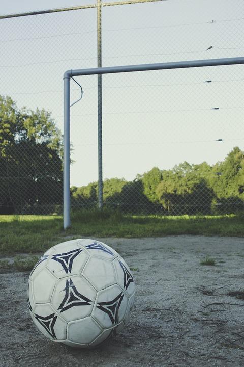 football, goal, play