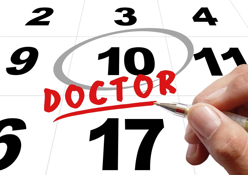 time, doctor, doctor\'s appointment