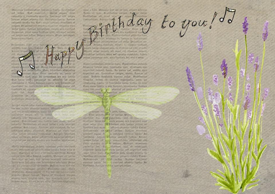 card, birthday, happy