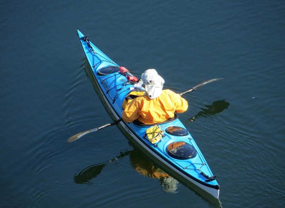 kayak, kayaking, kayaker