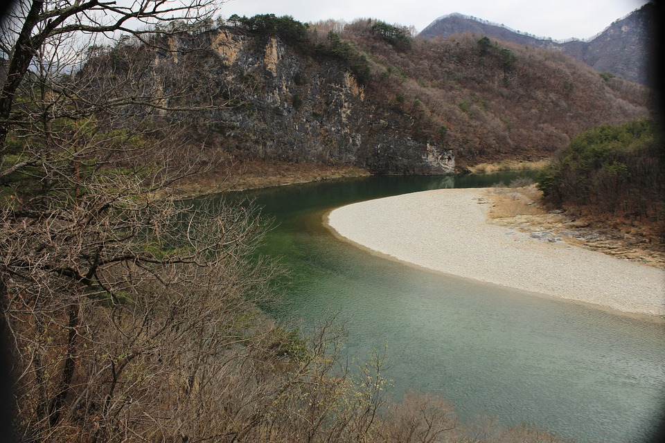 korea, dong river, dong-kang