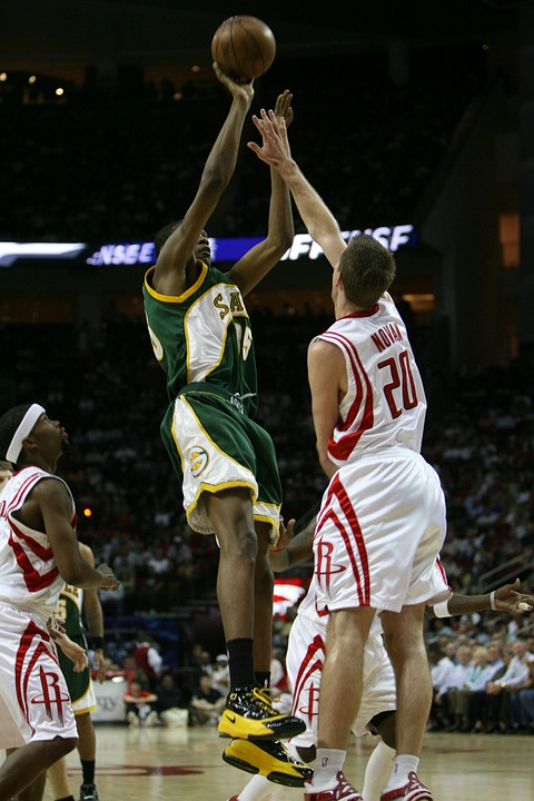 basketball, game, sport