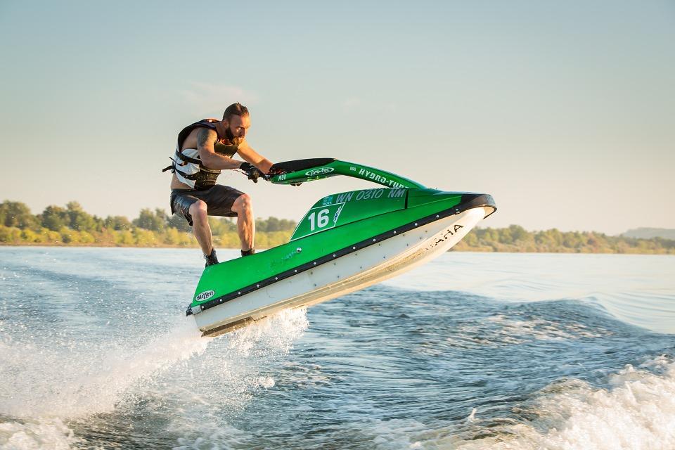 jet, ski, water