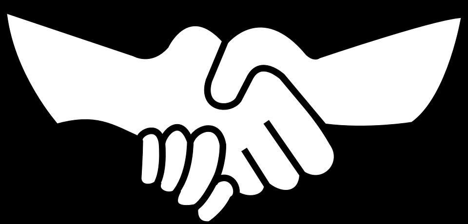 handshake, business, friendship