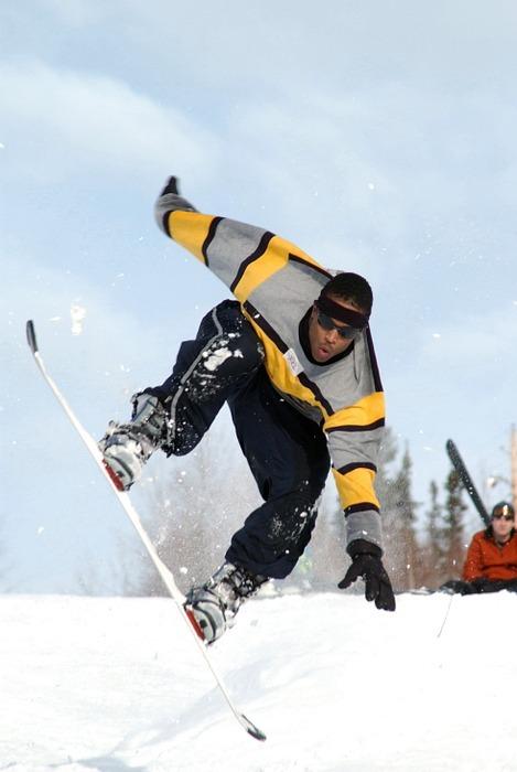 snowboarding, snowboarder, sport
