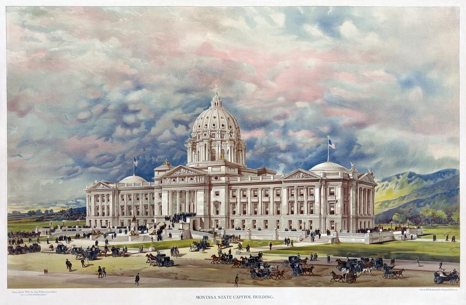 university, united states capitol, montana state university