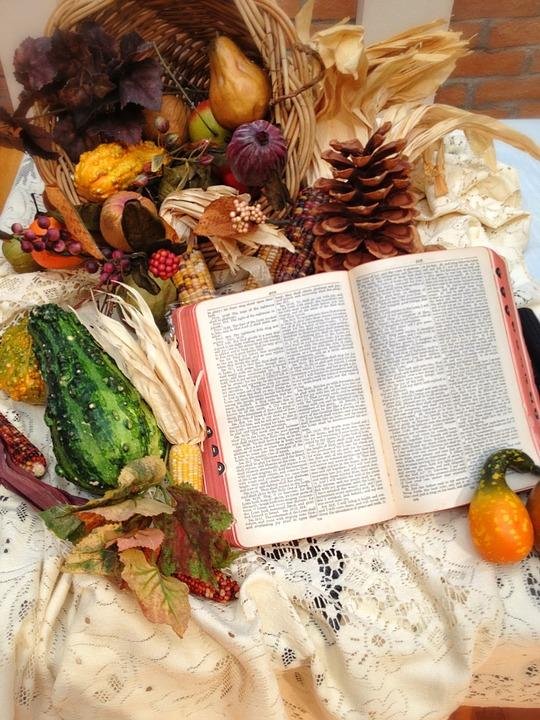 thanksgiving, church, mass