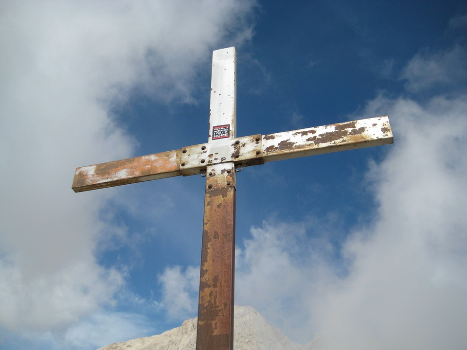 cross, summit, summit cross