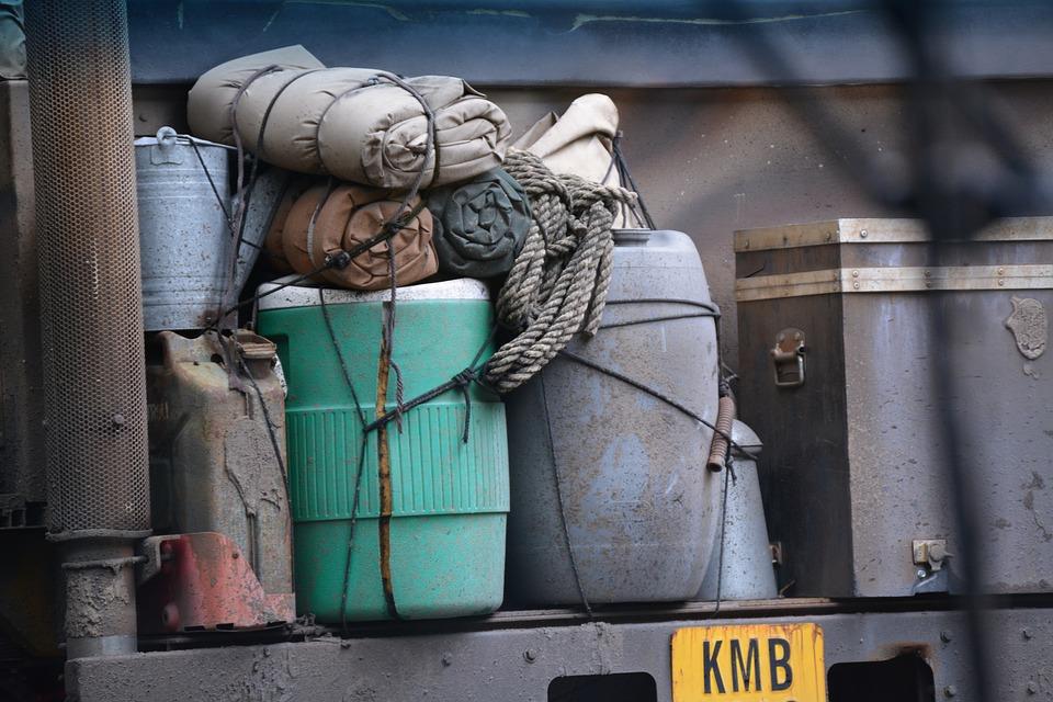 disney, truck, water