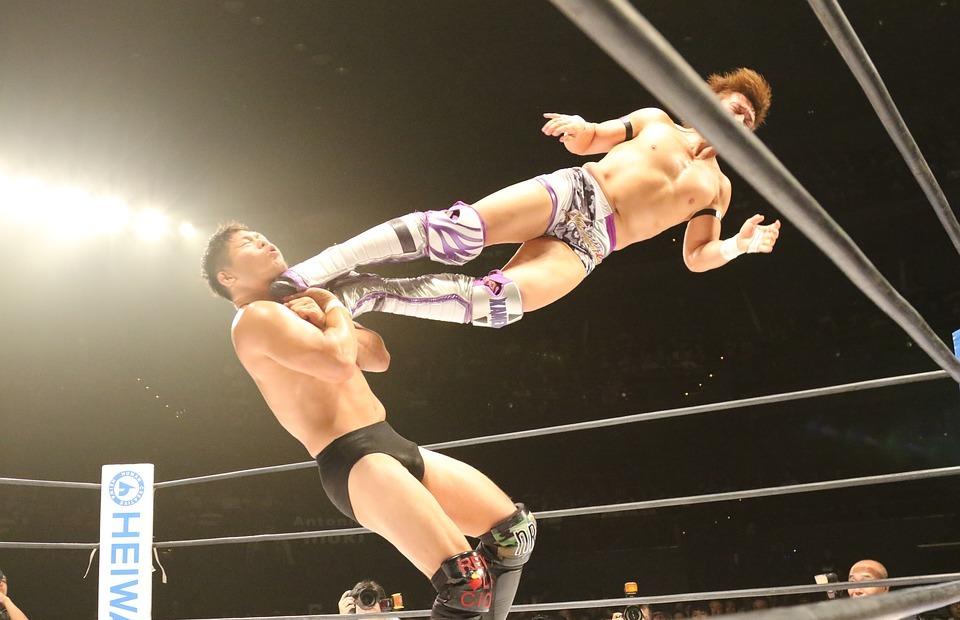 wrestling, pro wrestling, inoki