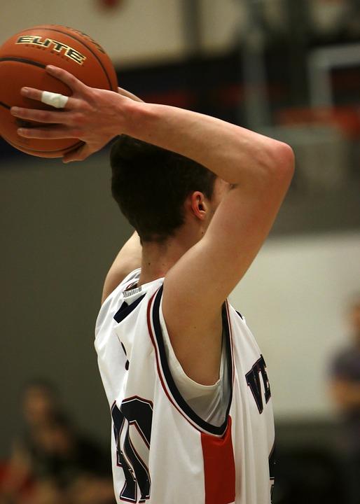 basketball, high school, game