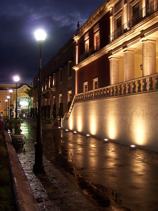 colonial, mexico, landmark