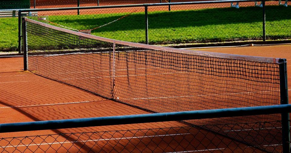 tennis, tennis court, ash