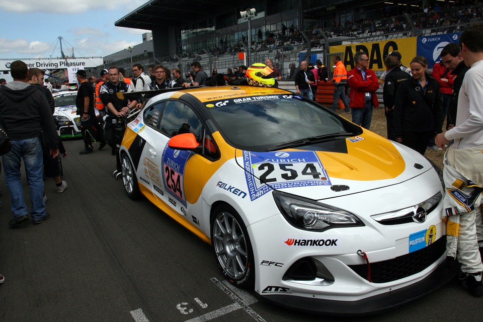 motorsport, car racing, opel
