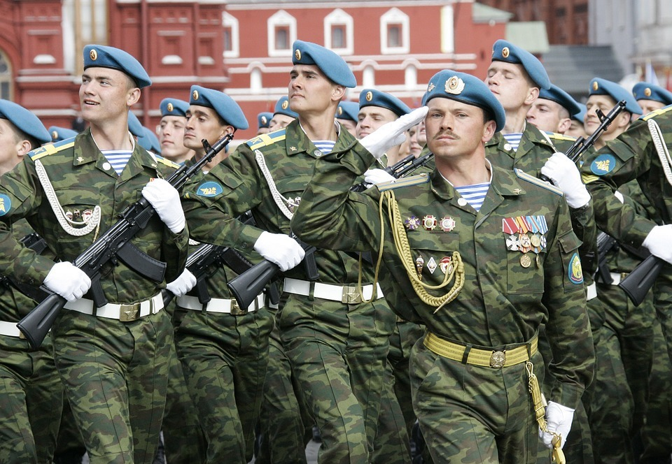 army, russian airborne troops, holiday