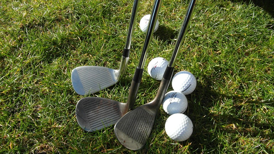 golf, golfer, golfing