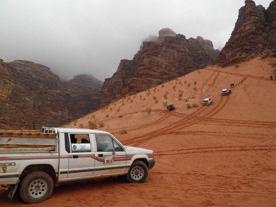 wadi, wadi rum, tourist attraction