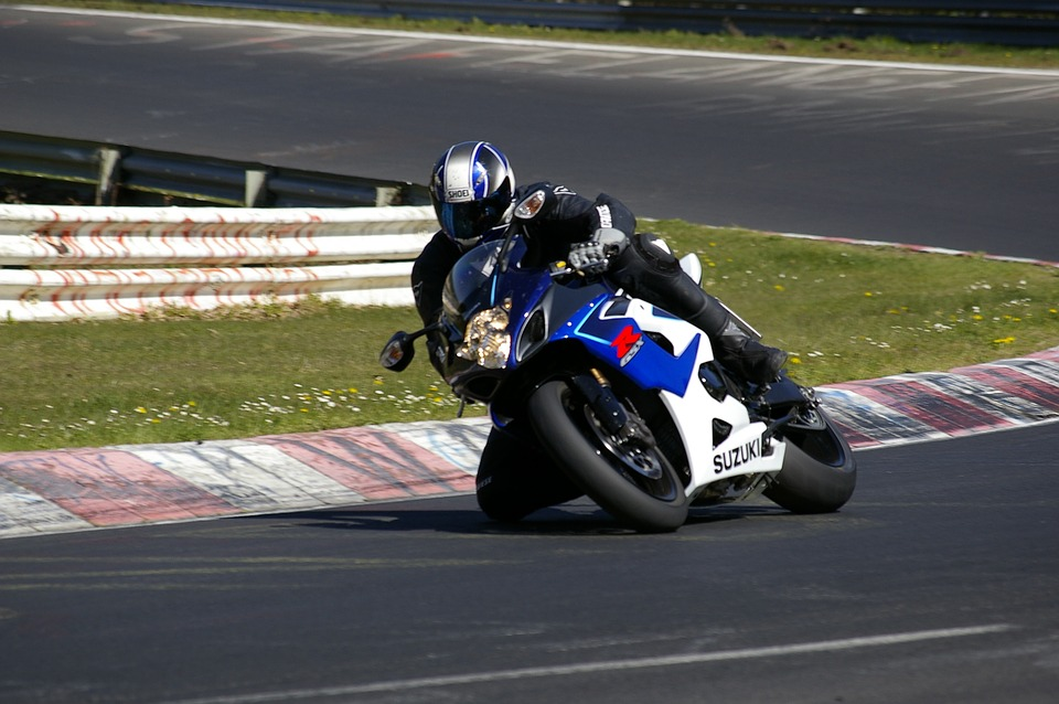 motorcycle, side view, nordschleife