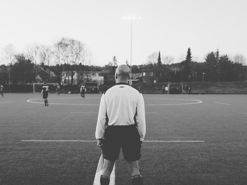 football, soccer, field