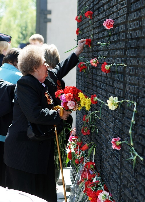 memory, victory day, veteran