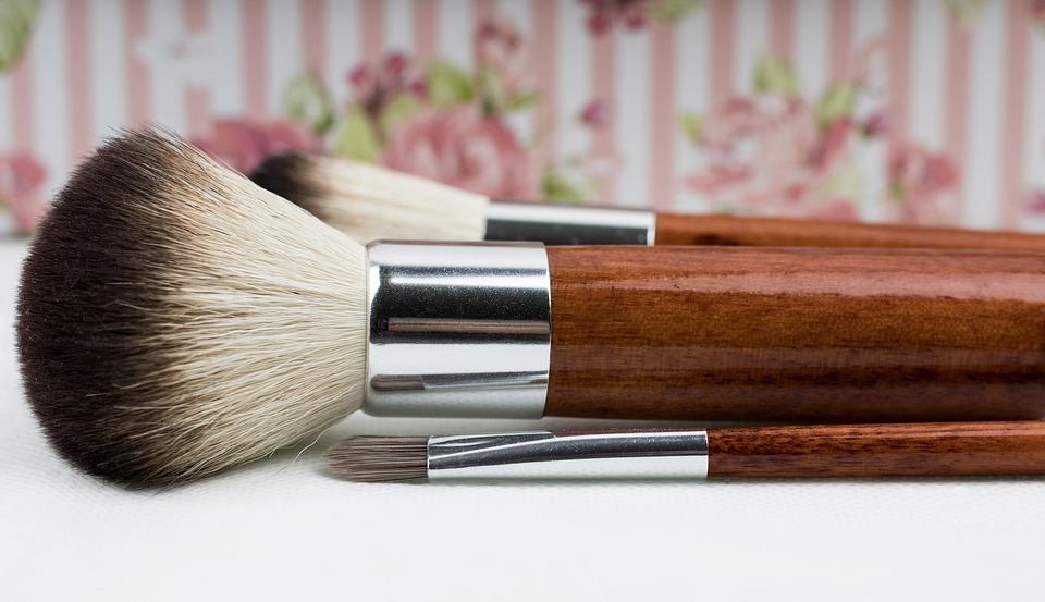 makeup brush, make up, brush