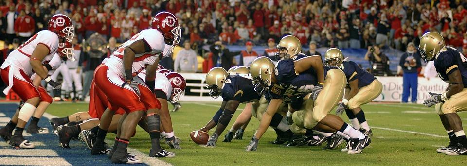 american football, football match, sport