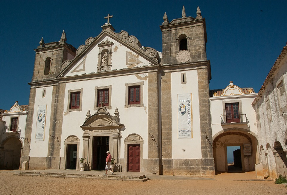 portugal, church, baroque