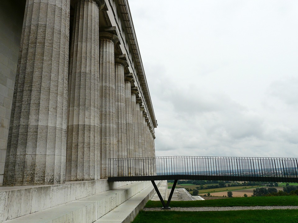 walhalla, memorial, hall of the fallen
