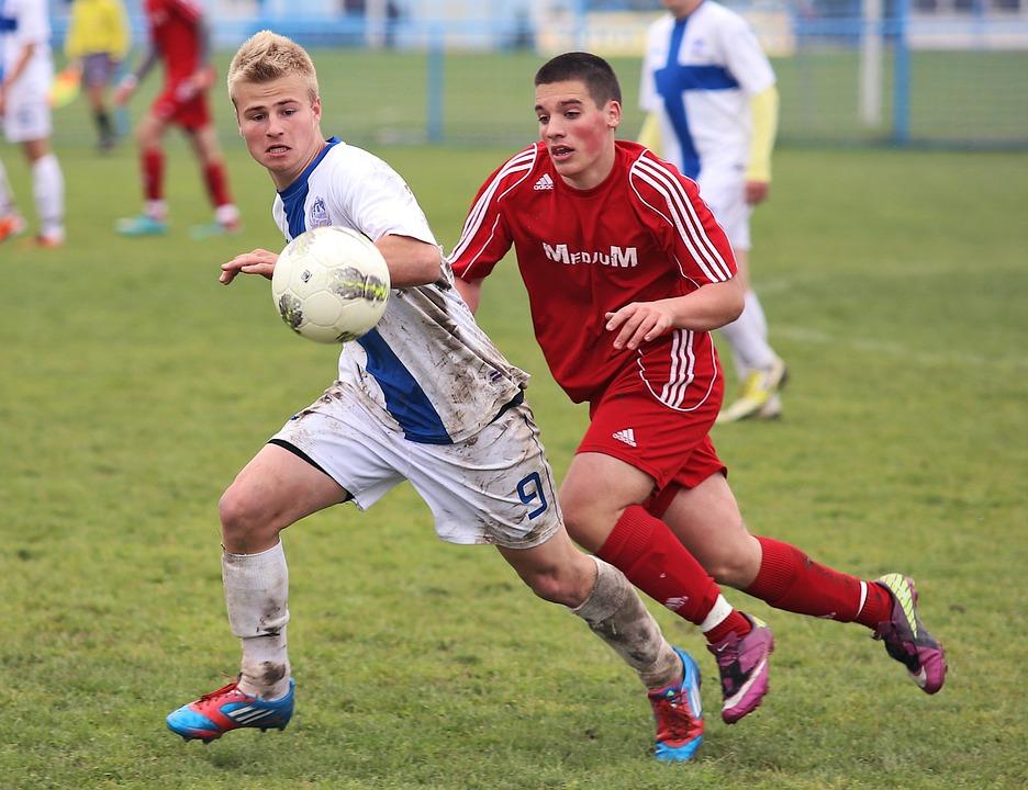soccer, ball, football