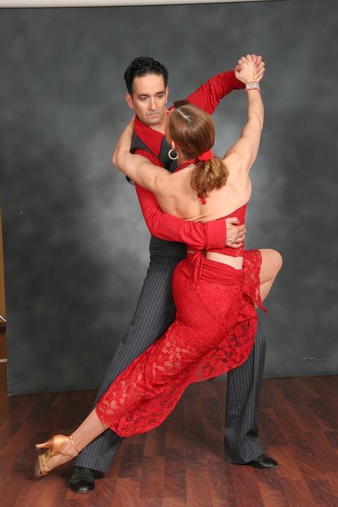 latin, dance, tango