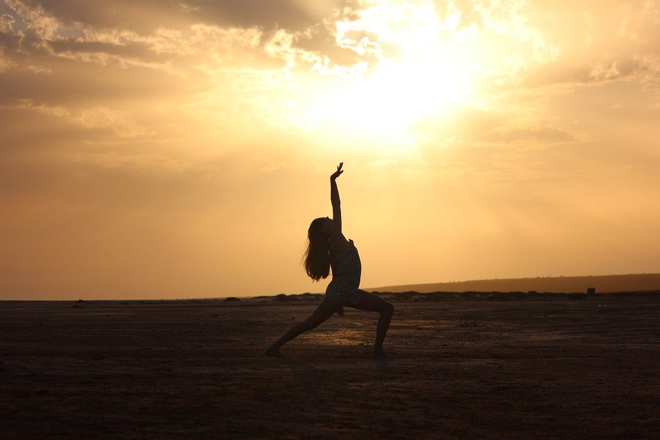 sunset, dance, dancer