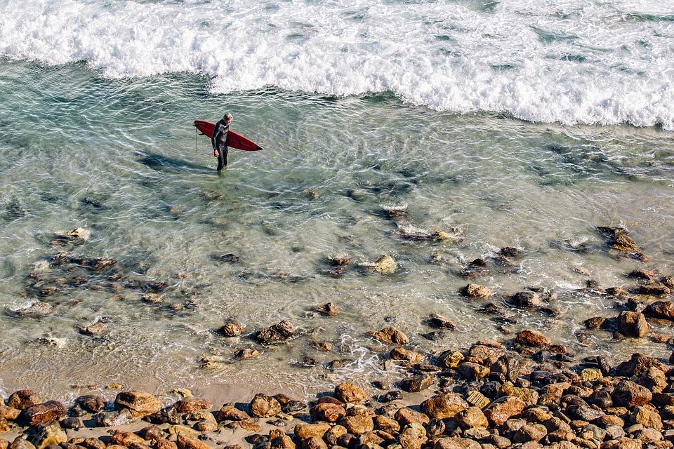 surfing, surfer, surf