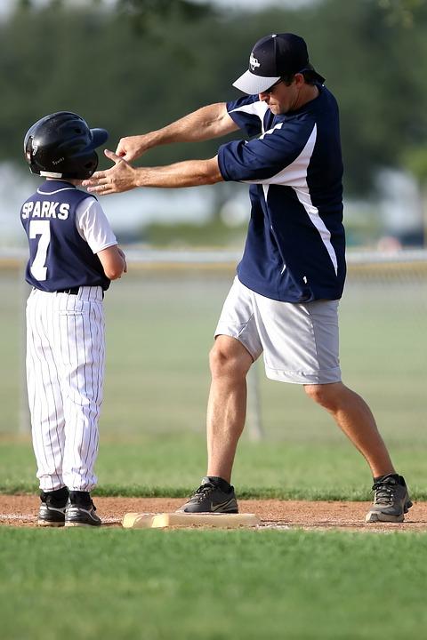 baseball, coach, baseball coach