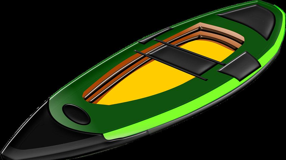 canoe, kayak, river