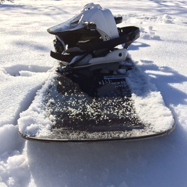 snowboard, sport, snowboarding