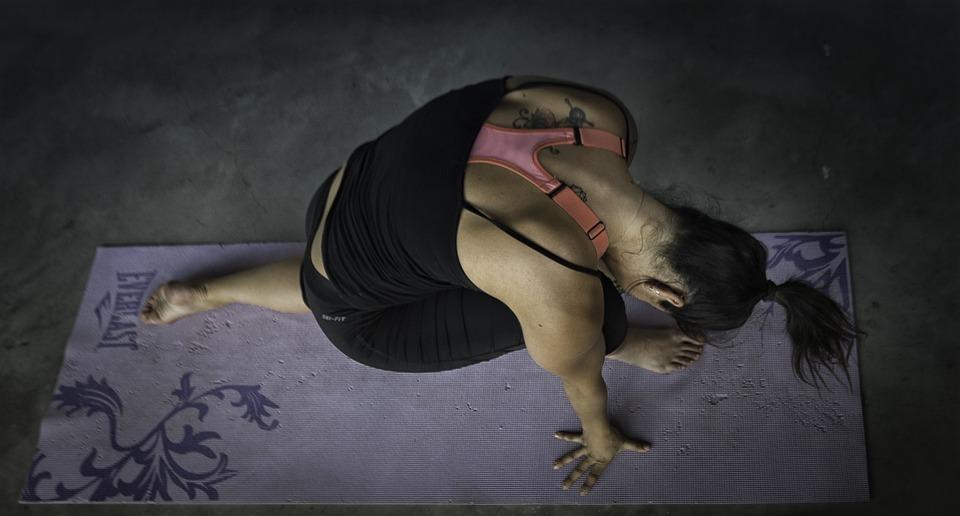 yoga, master, class