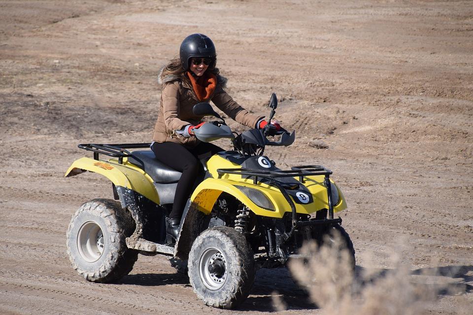 atv, desert drive, dirt