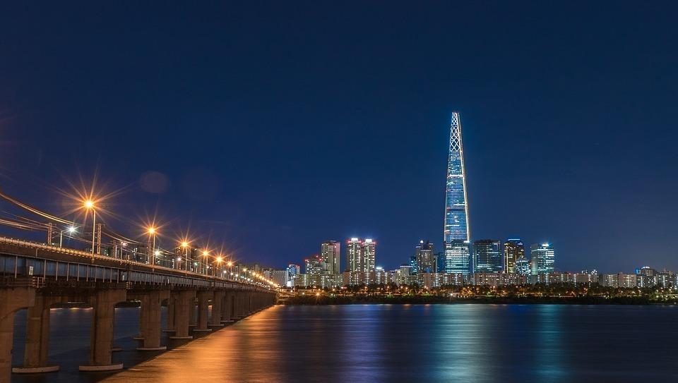 korea, republic of korea, han river