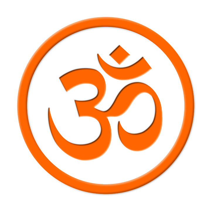 symbol, om, religion