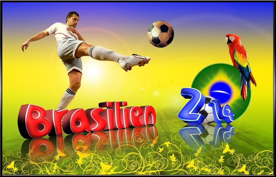football, brazil, world cup 2014