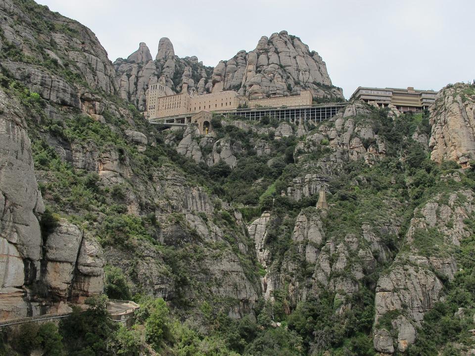 monastery, catholic, religious