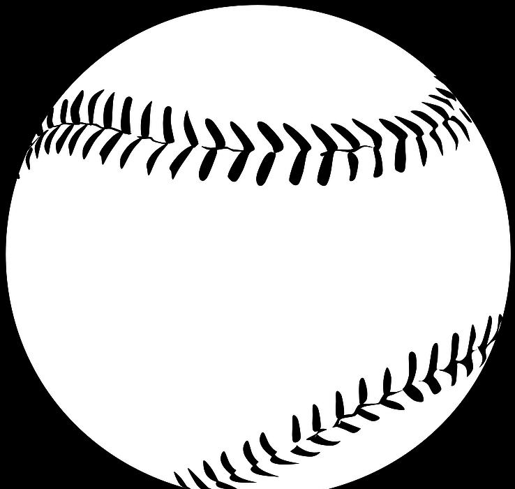 baseball, ball, softball