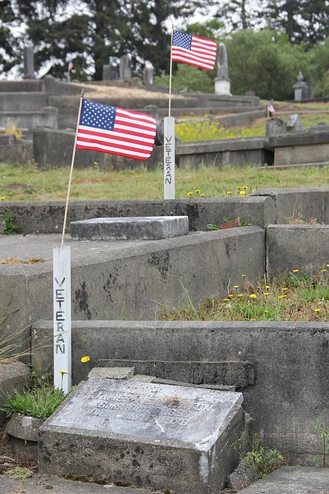 memorial day, flag, american