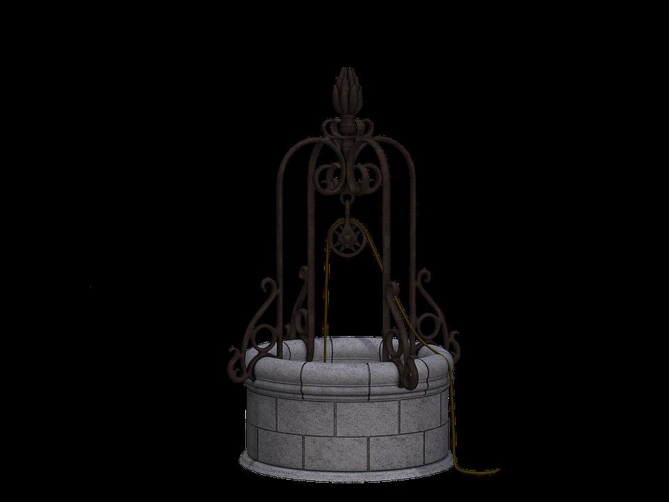 fountain, water fountain, garden
