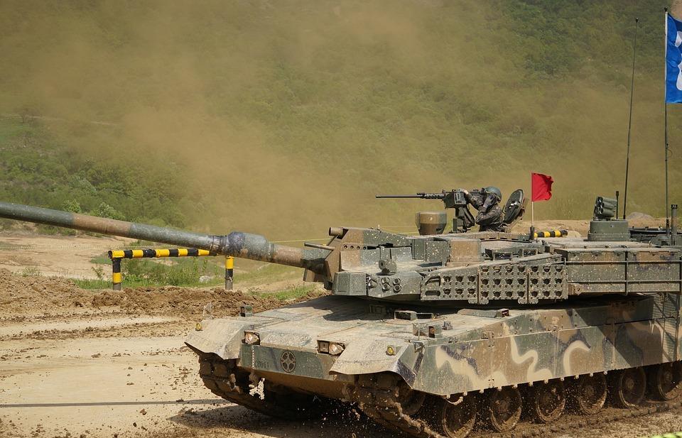 korea, republic of korea, tank