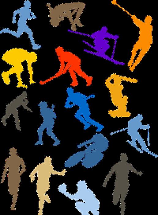 baseball, bicycle, cricket