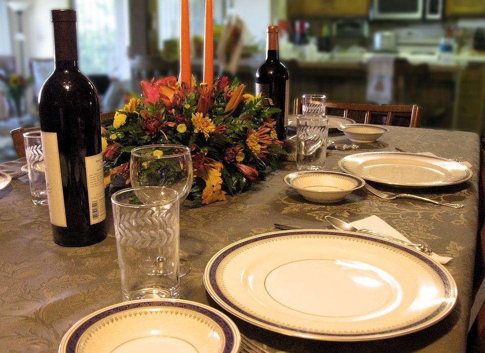 dinner, thanksgiving, food