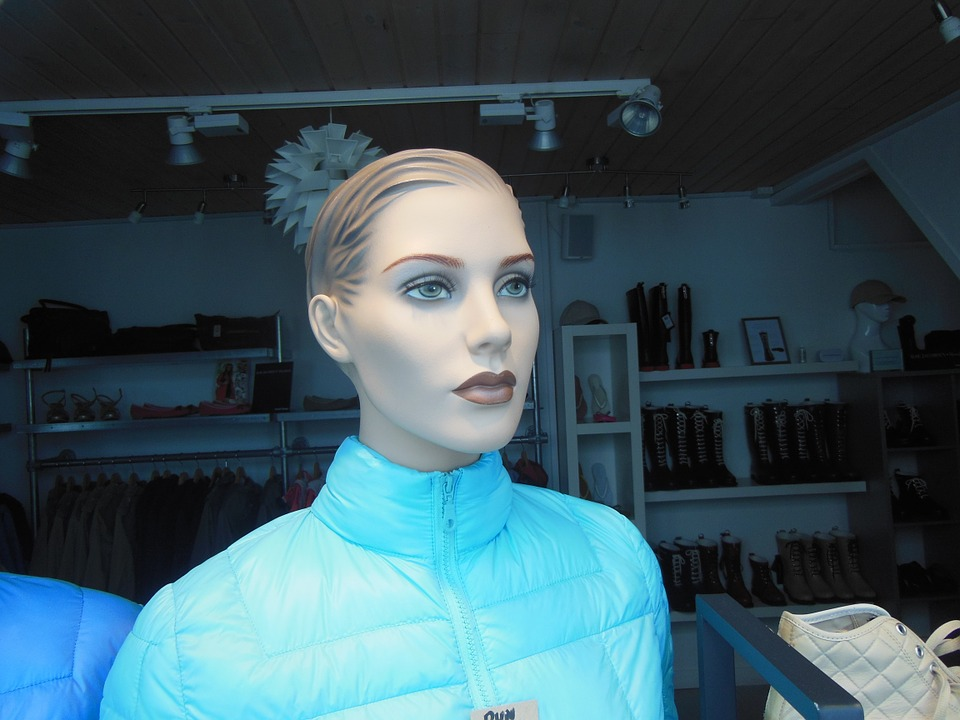 mannequin doll, fashion, fashion shop