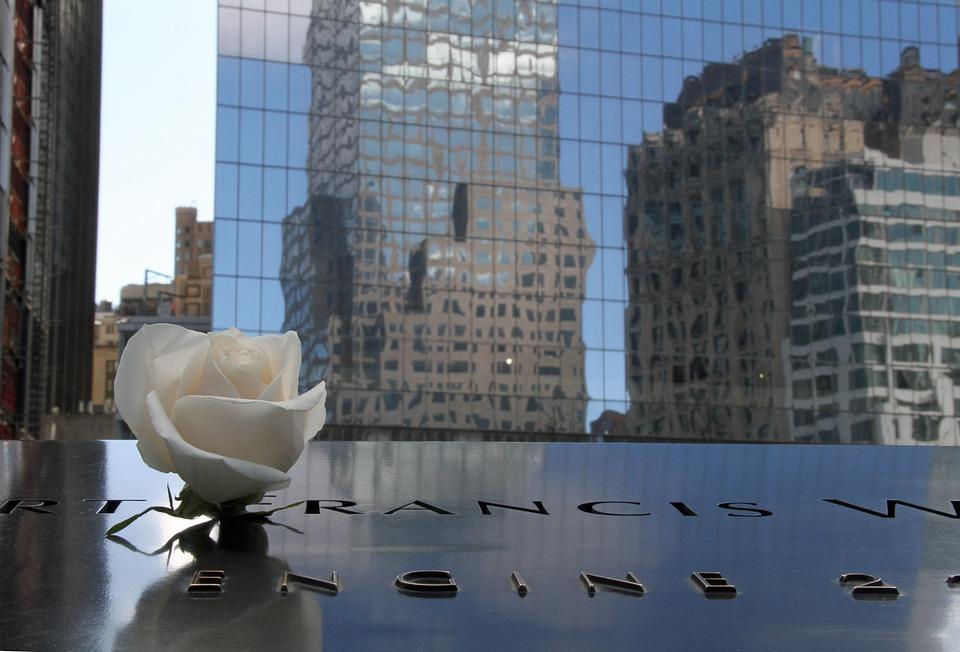 ground zero, memorial, 9 11