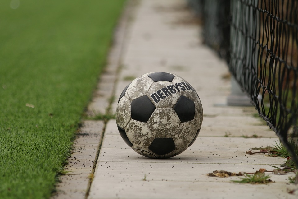 football, ball, sports